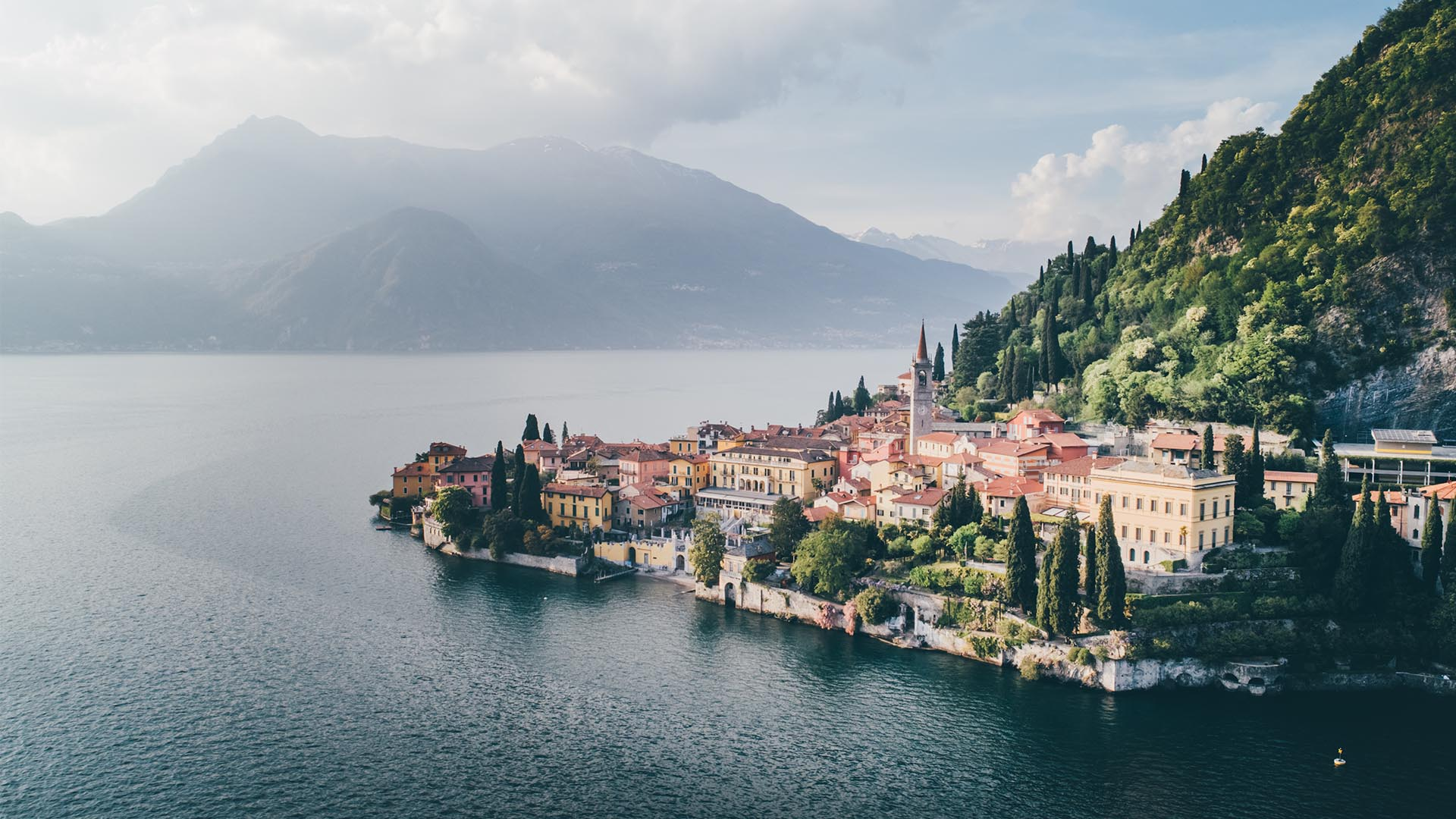 48-hours of bliss on Lake Como