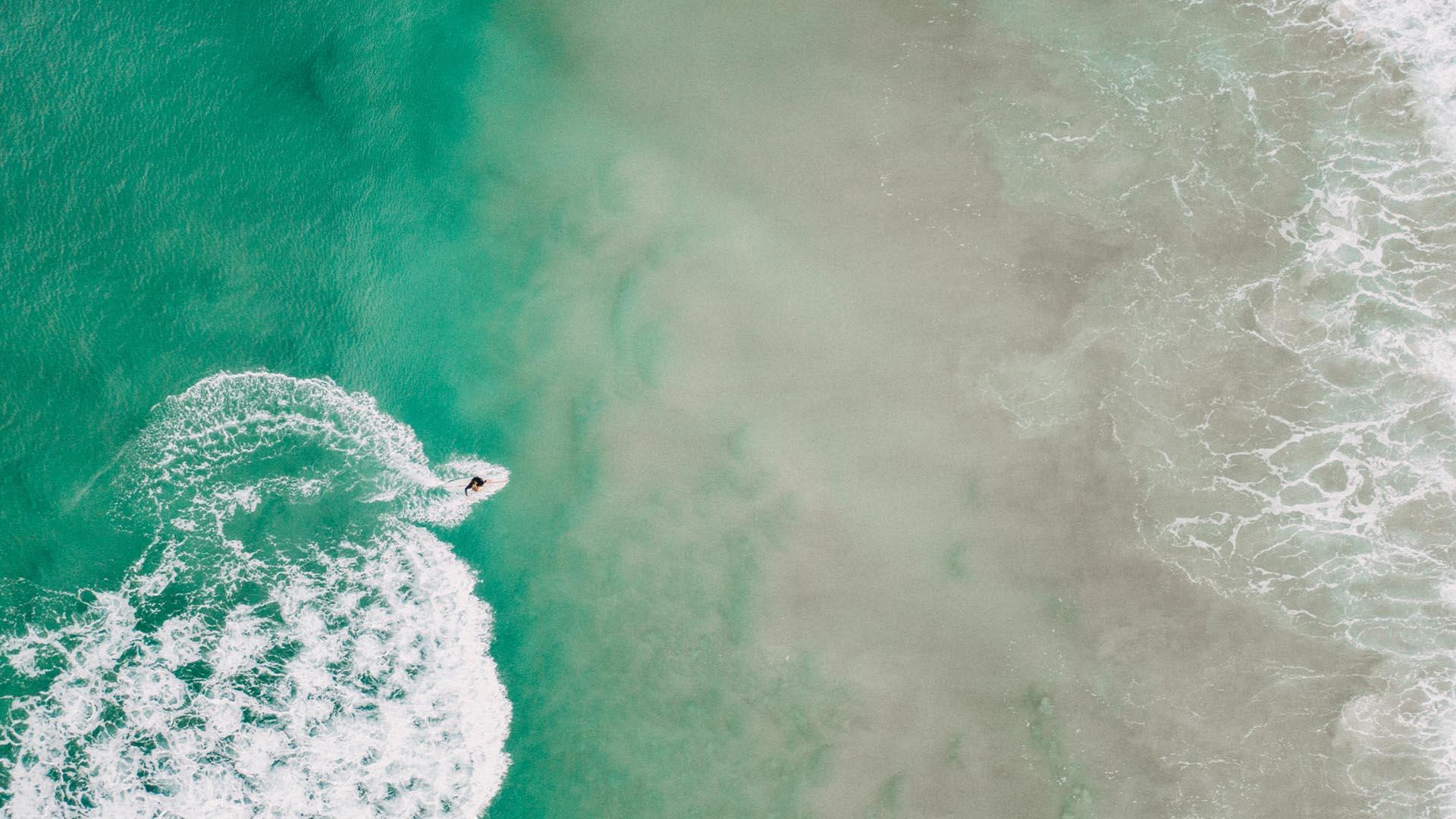 The top 5 surfing spots in Australia