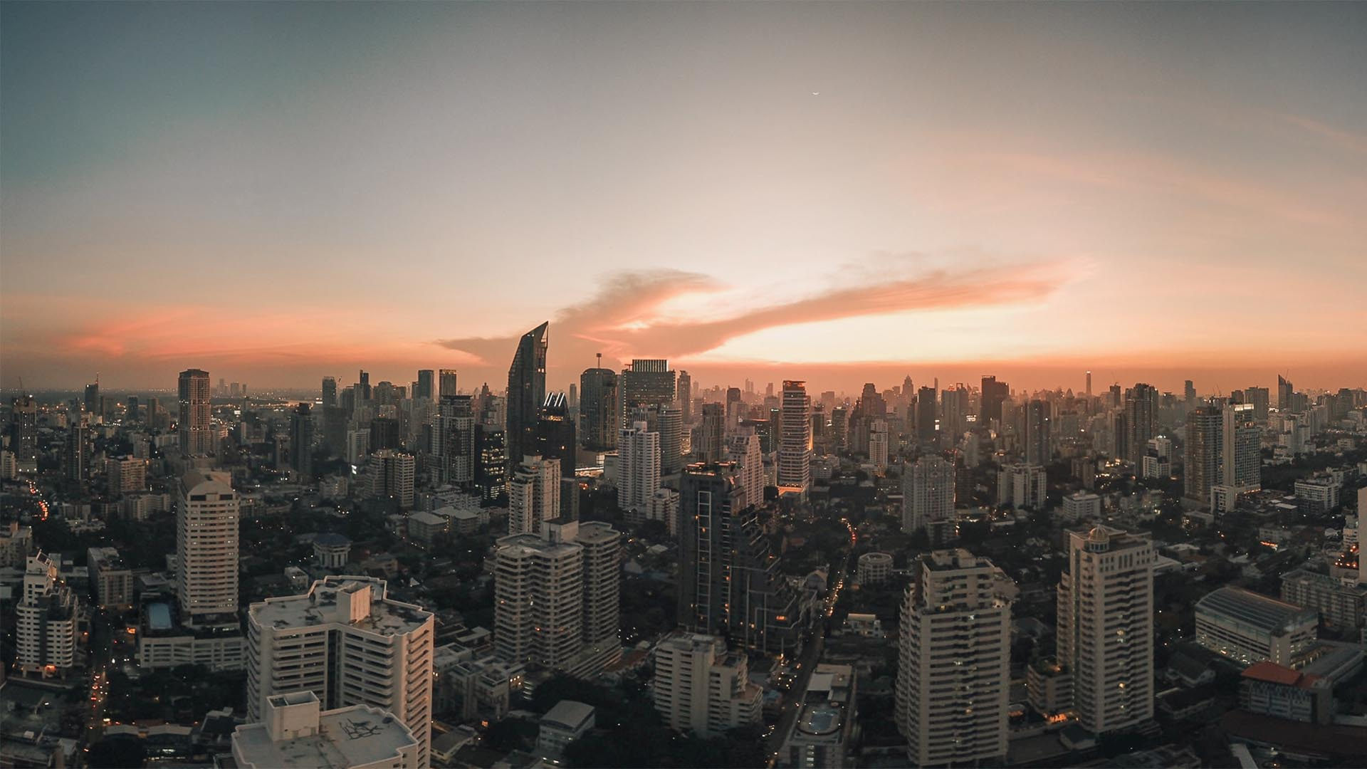 The sky's the limit: your top views of Bangkok