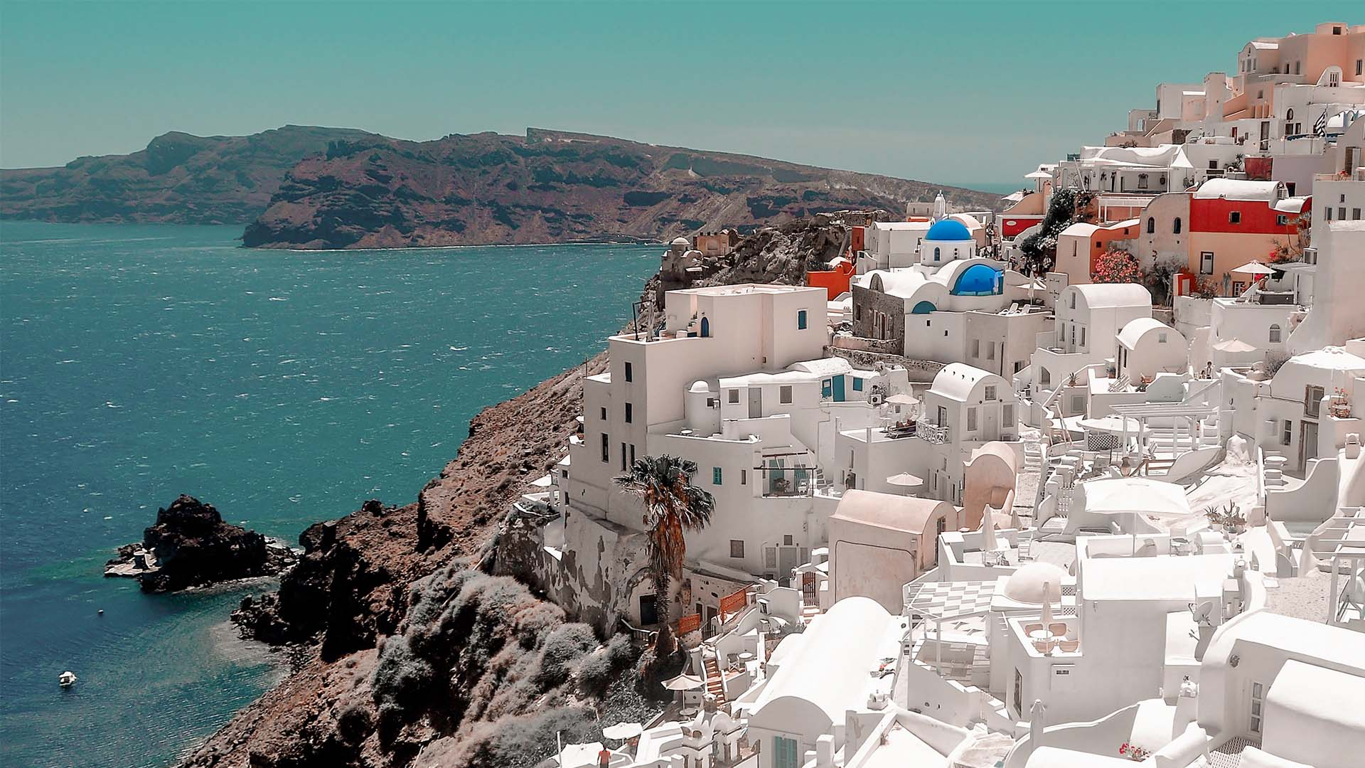 Luxury Greek island hopping
