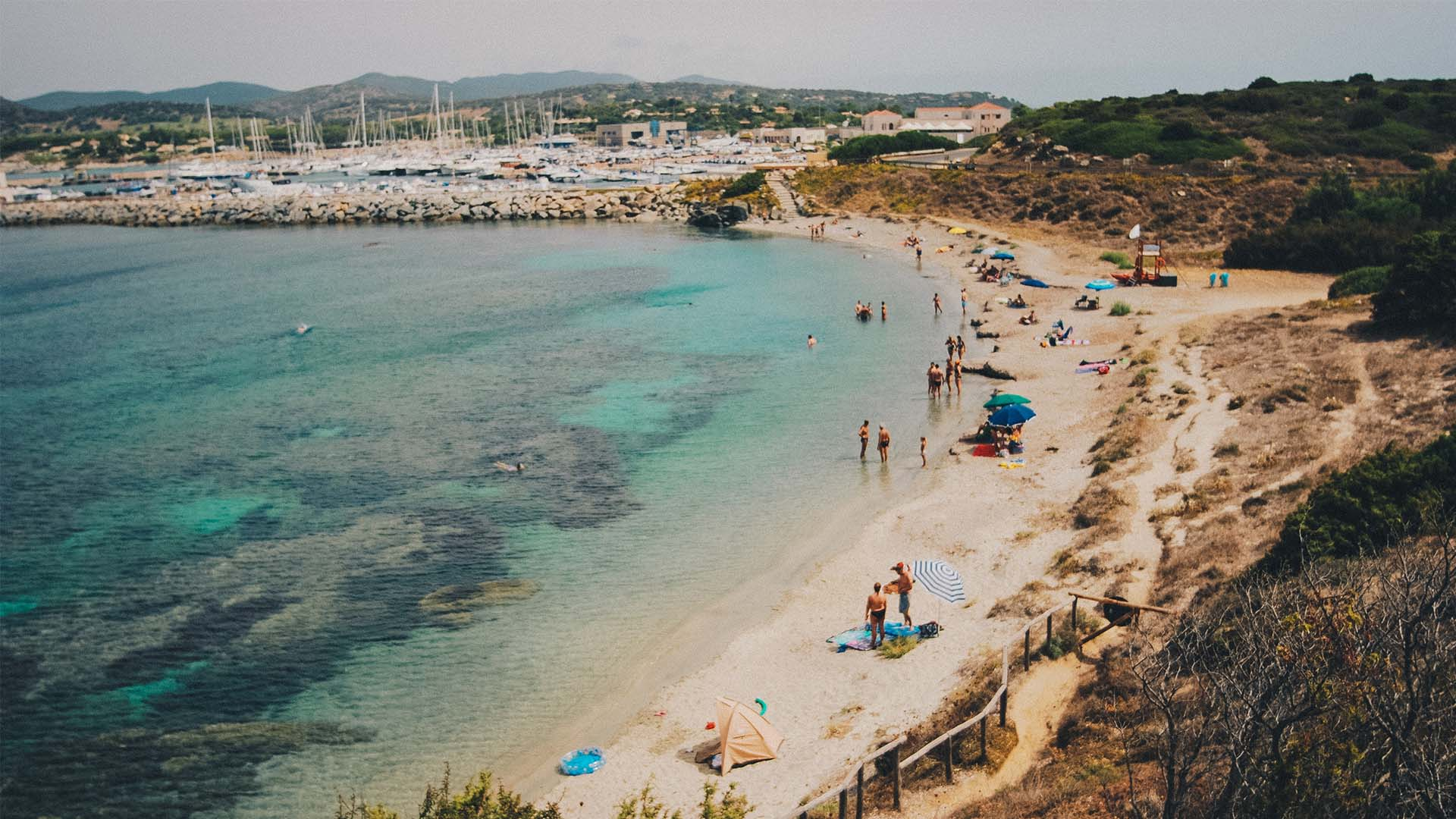 Mapping Italy's secret beaches