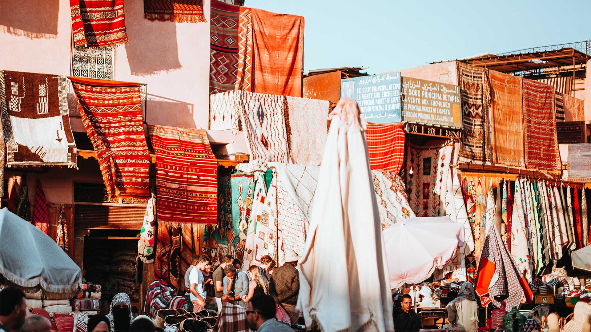 The art of treasure hunting in Marrakech