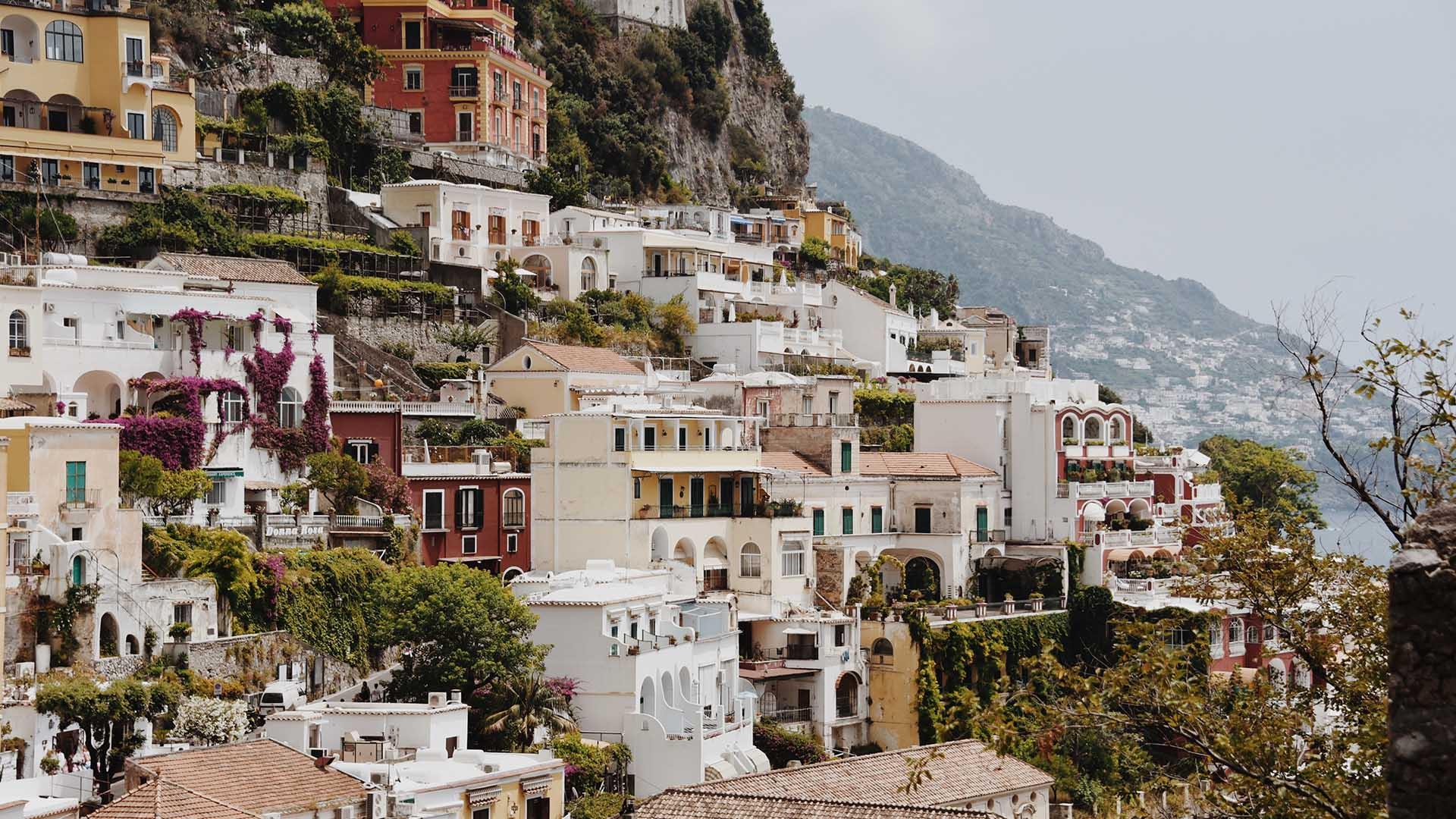 A taste of southern Italy along the Amalfi Coast