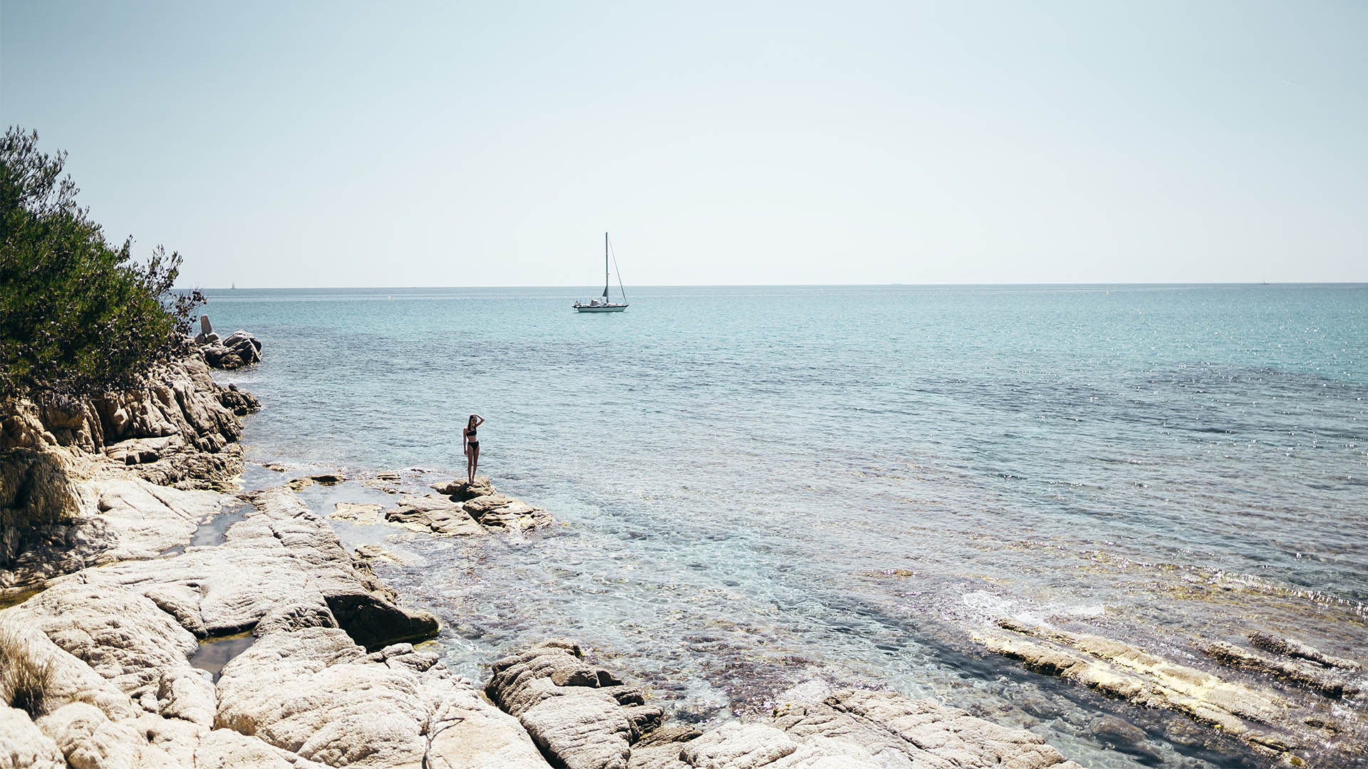 A coastal road trip in the South of France