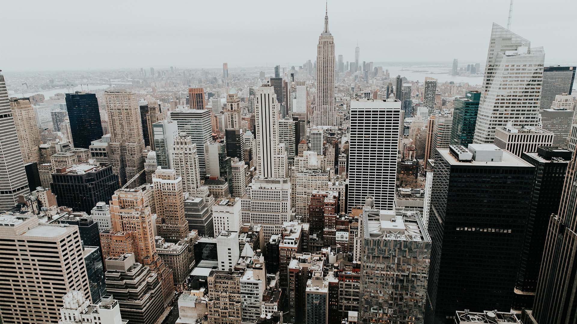 The Big Apple – and some little surprises