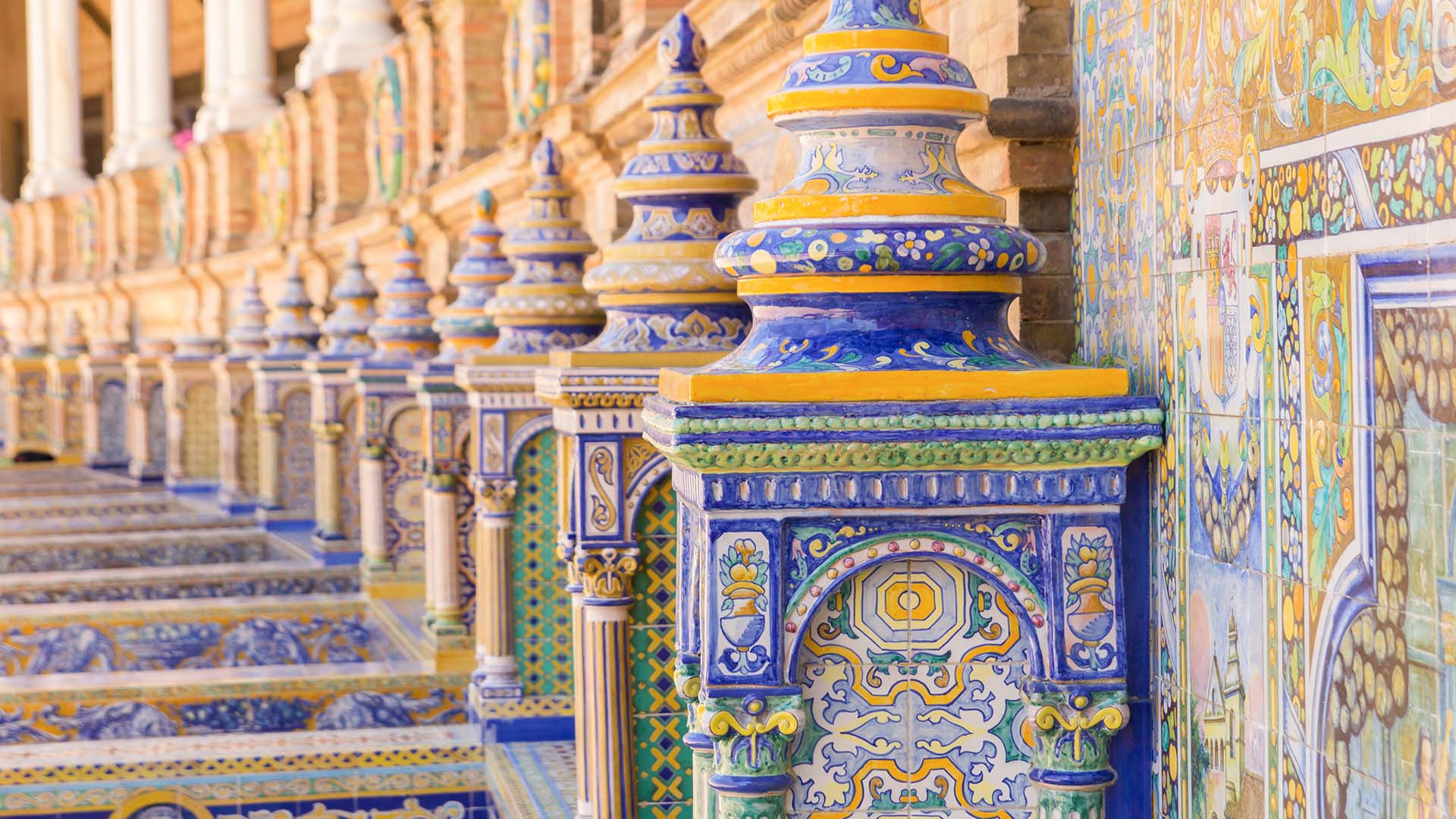 Southern Spain: sultry cities & coastal resorts