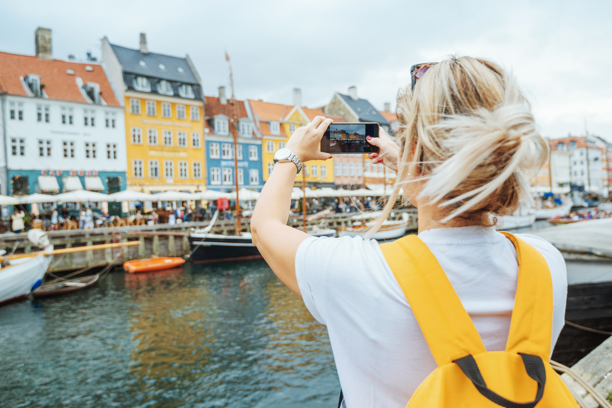 A Scandi-chic girls' getaway