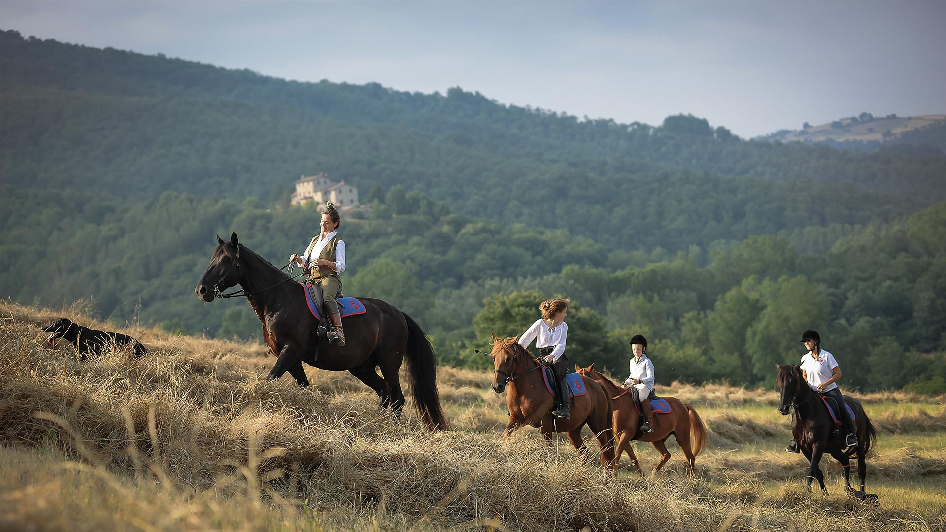 Stay in the saddle: 8 of the best boutique hotels for horse riding