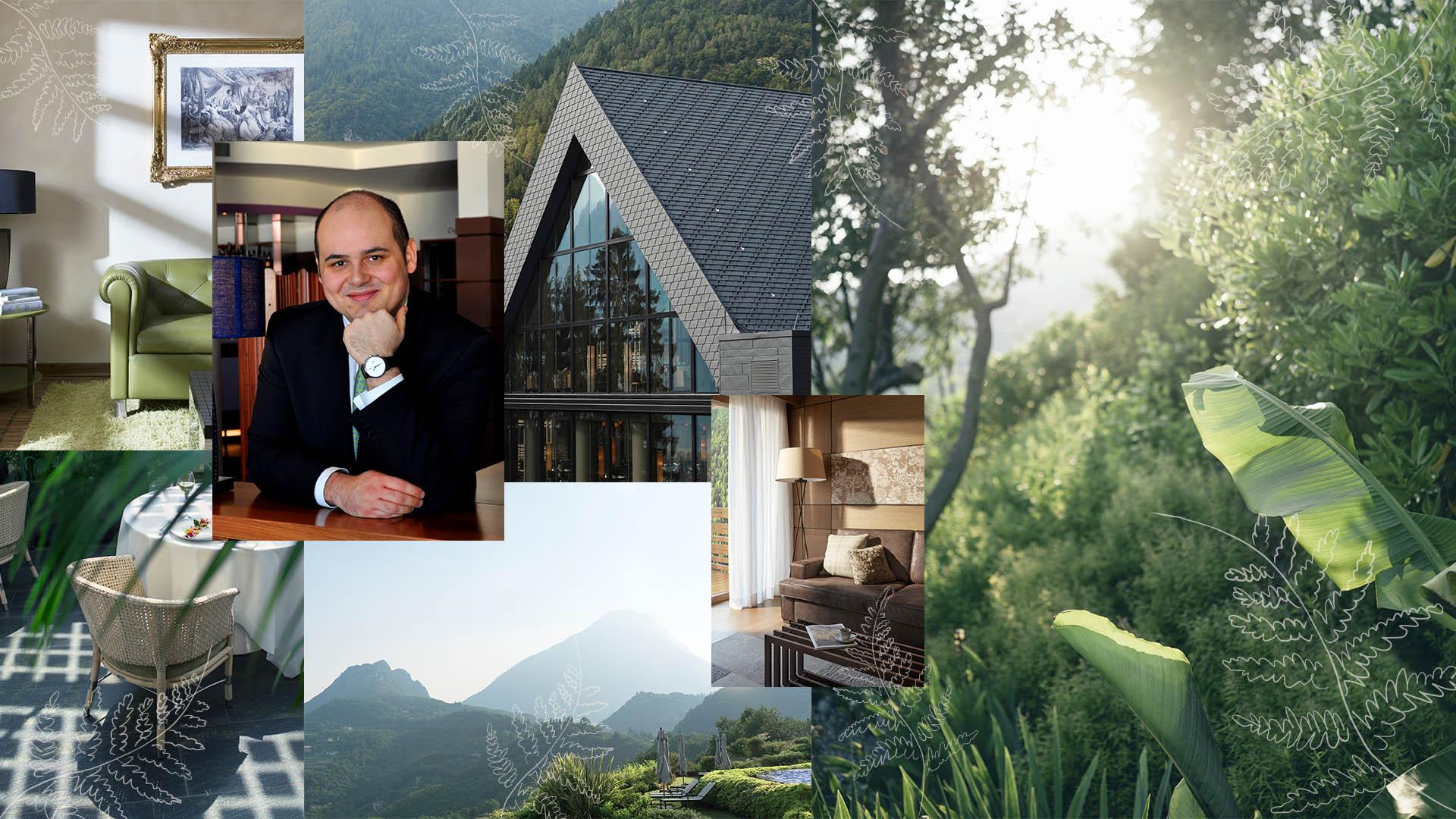 Independent Minds: Alcide Leali, Lefay Resorts