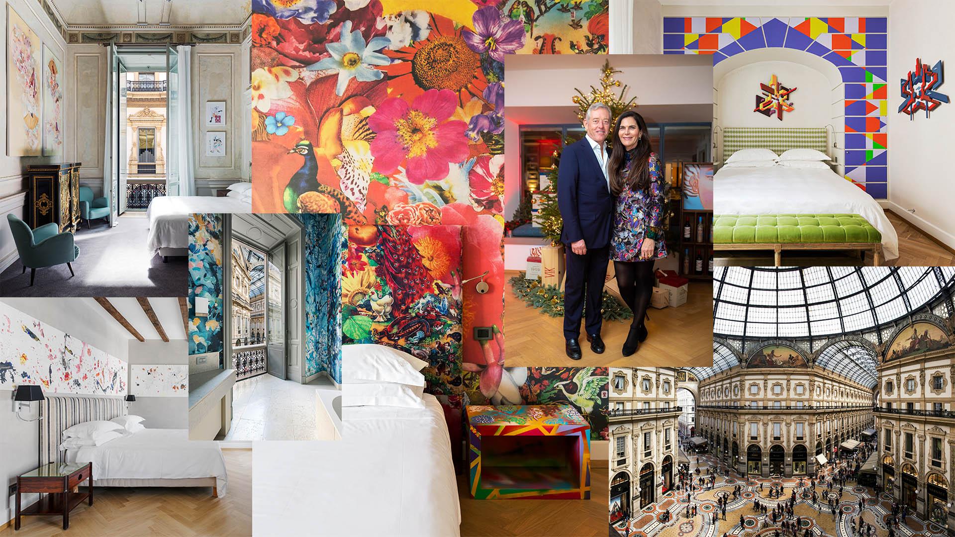 Independent Minds: Alex & Carrie Vik, Galleria VIK Milano