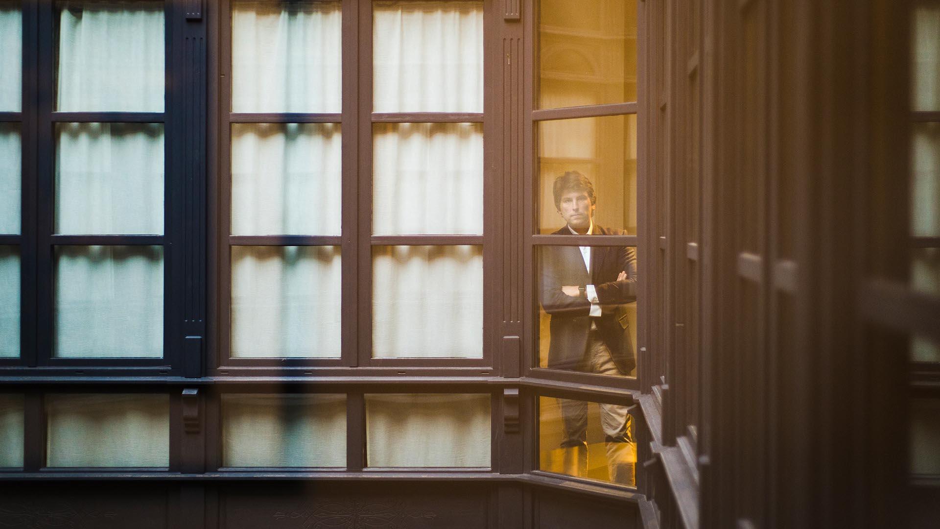 Independent Minds: Andrés Soldevila Ferrer, Sant Francesc Hotel Singular & Can Ferrereta