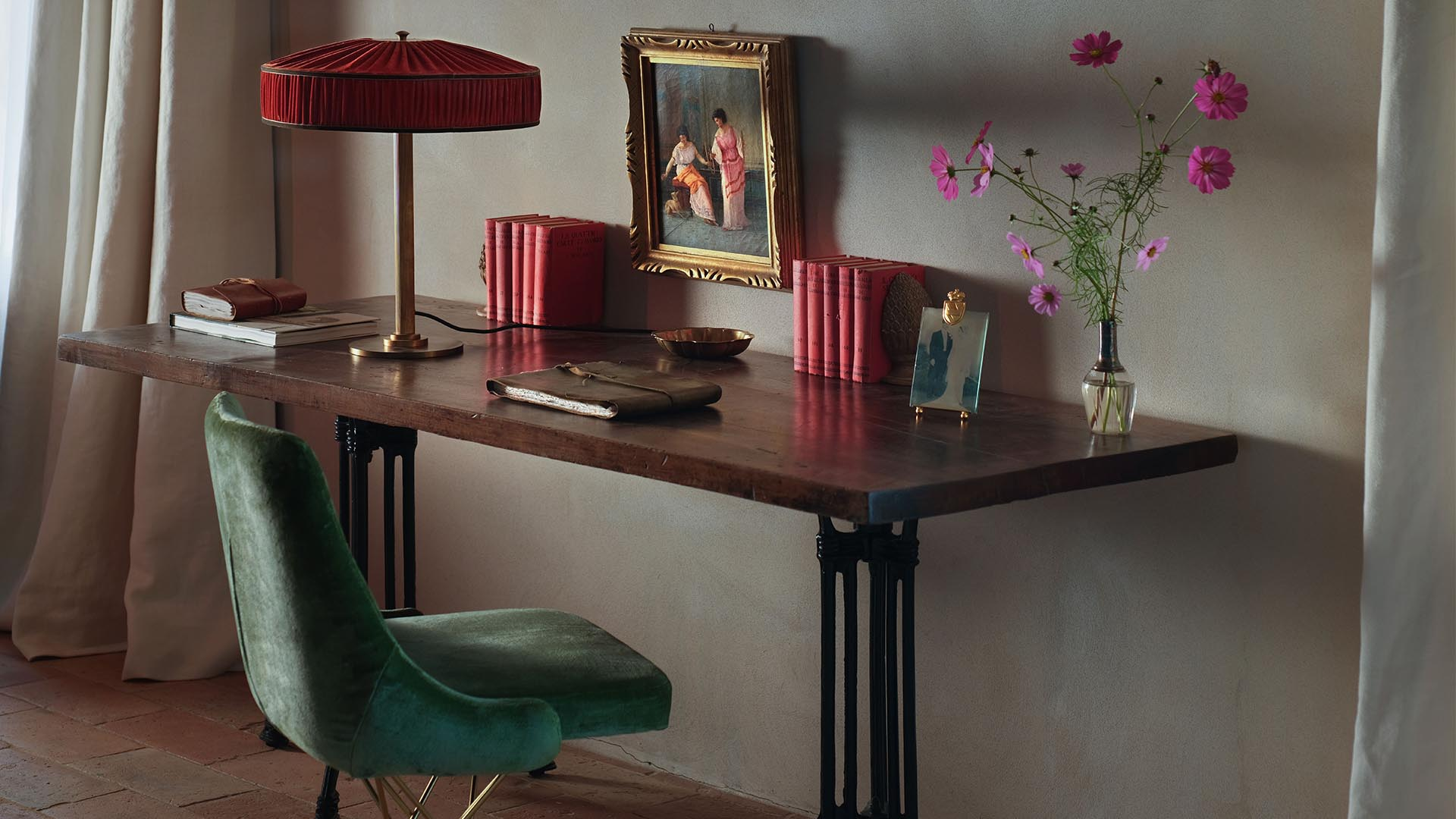 Work from home in style: desk inspiration from 10 boutique hotels