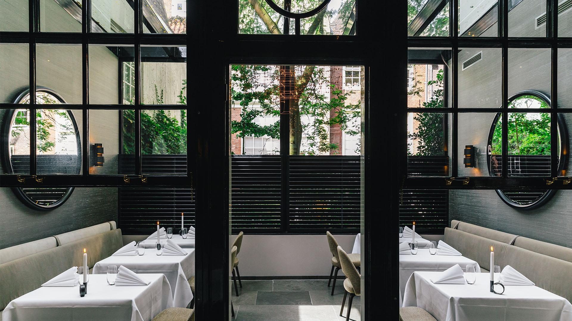 Christmas dinner inspiration from Michelin-starred restaurants