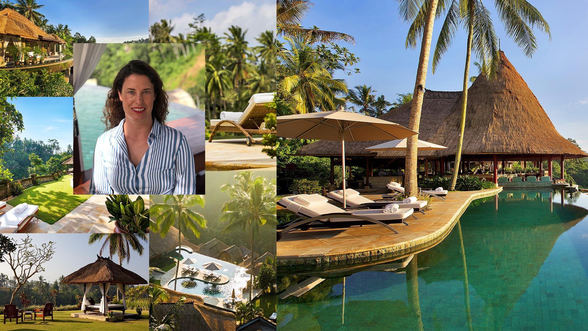 Independent Minds: Amanda Syrowatka, Viceroy Bali