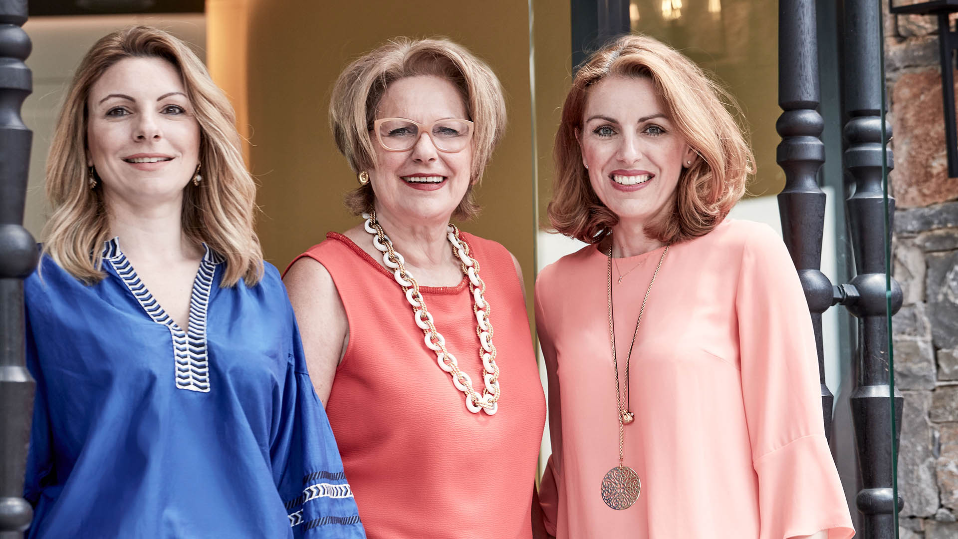 Independent Minds: Anna, Anthi & Charitini Kadianakis, Elounda Gulf Villas
