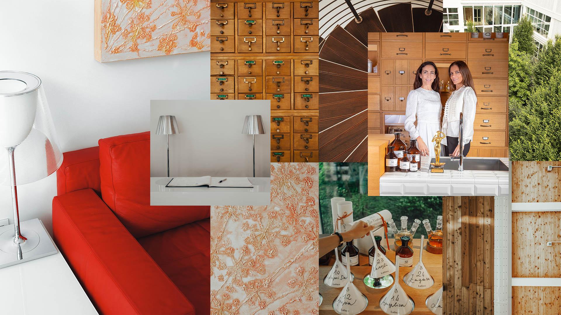 Independent Minds: Martone Family, Magna Pars L'Hotel à Parfum