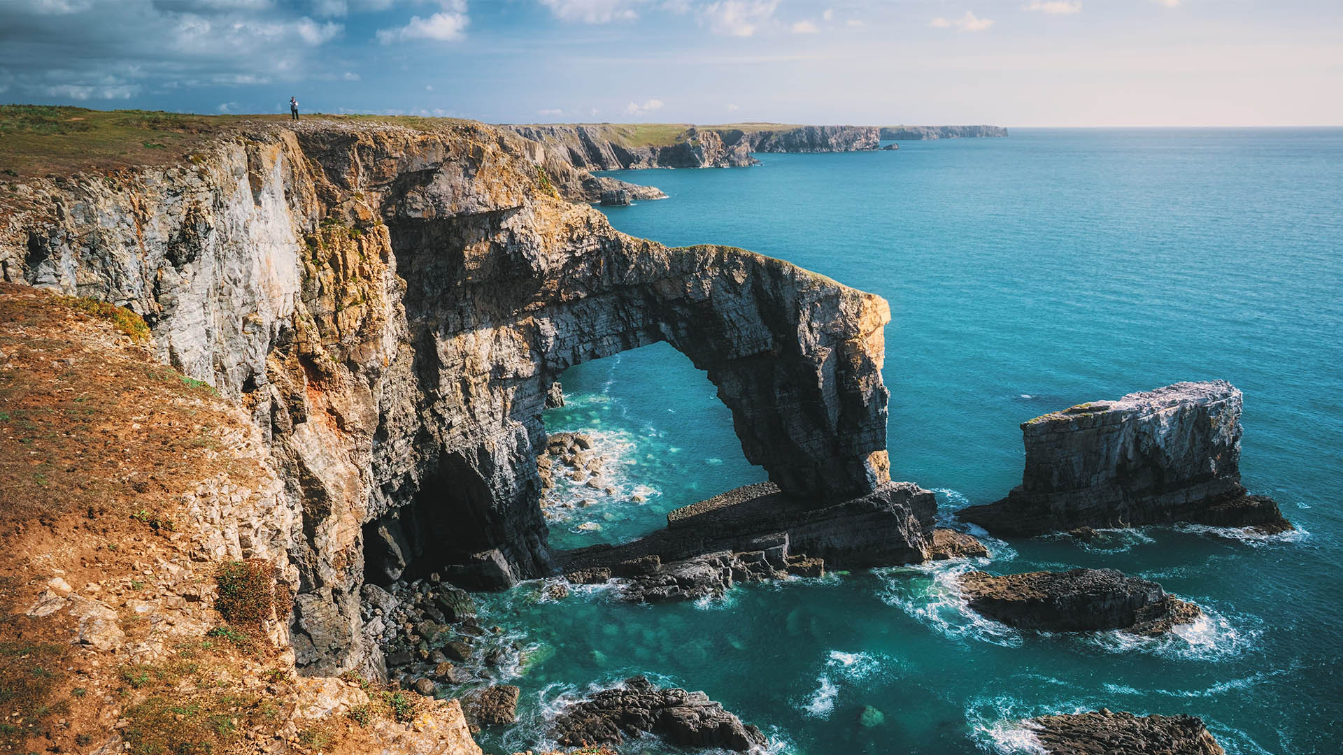 The wild side to Wales: why Pembrokeshire should be on your UK summer staycation list