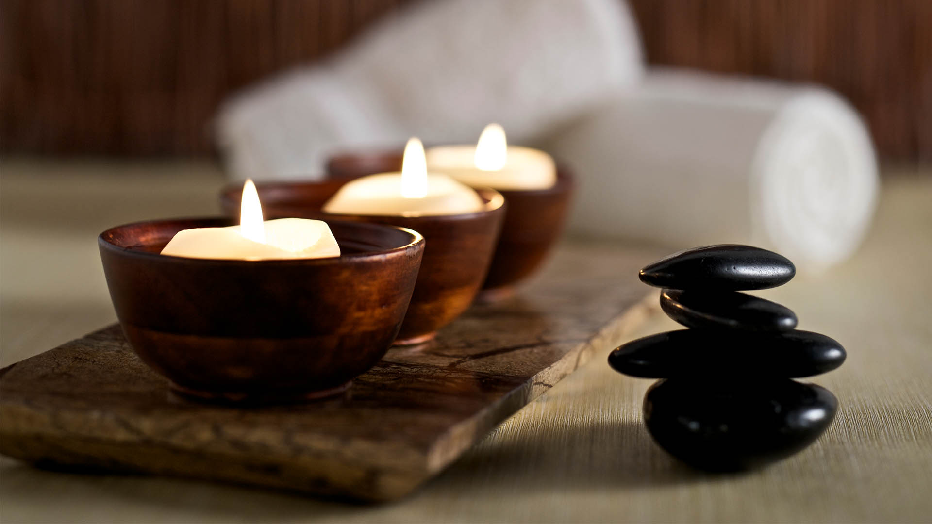 Warming wellness rituals: from hot stones to lava shells