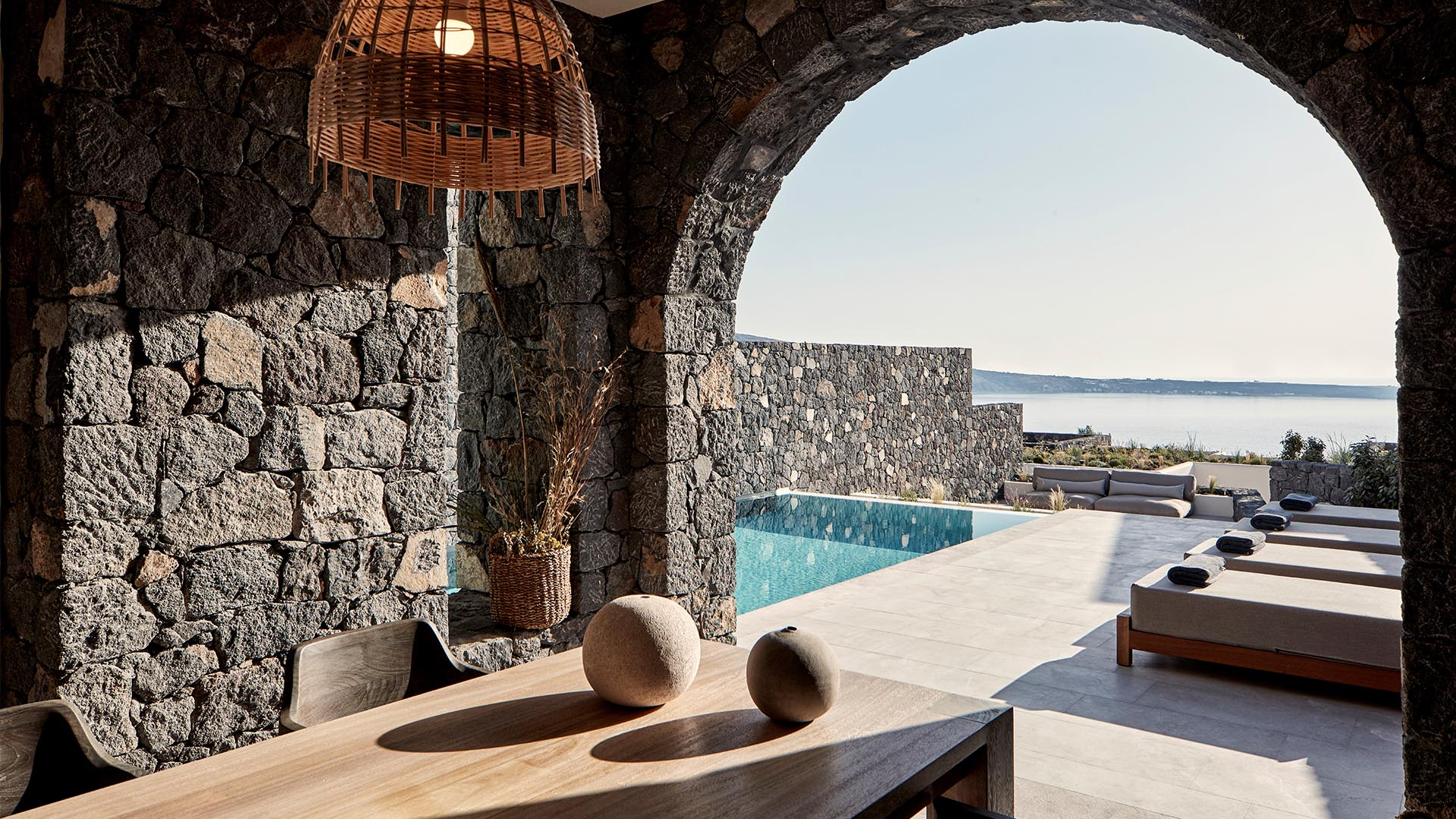 Greek island icons: the best hotels in Santorini and Mykonos
