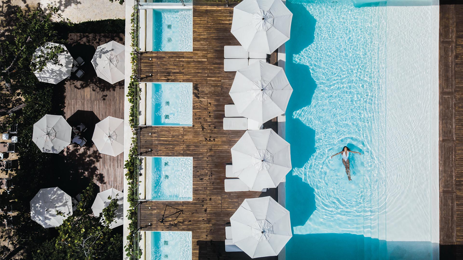 Swim in the sky: the world's best boutique hotels with rooftop pools