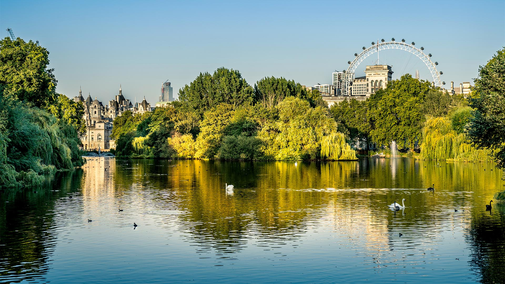 Looking good, London: why a capital city break is a must this month