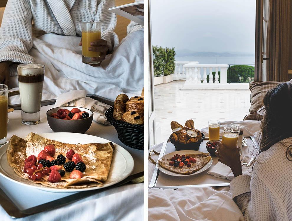 Althoff Villa Belrose Breakfast in Bed
