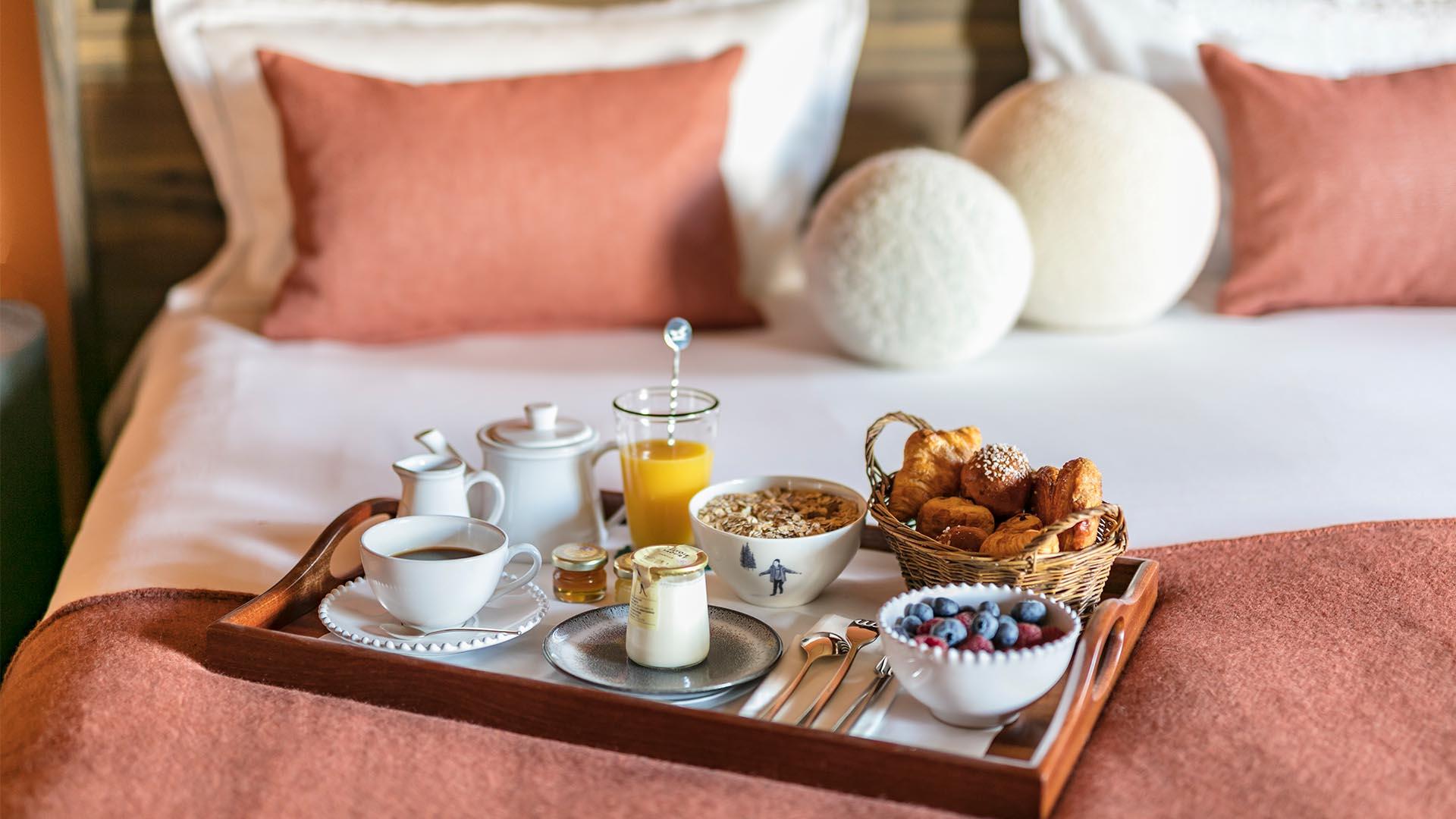 Breakfast in bed: 10 dreamy hotel room service spreads