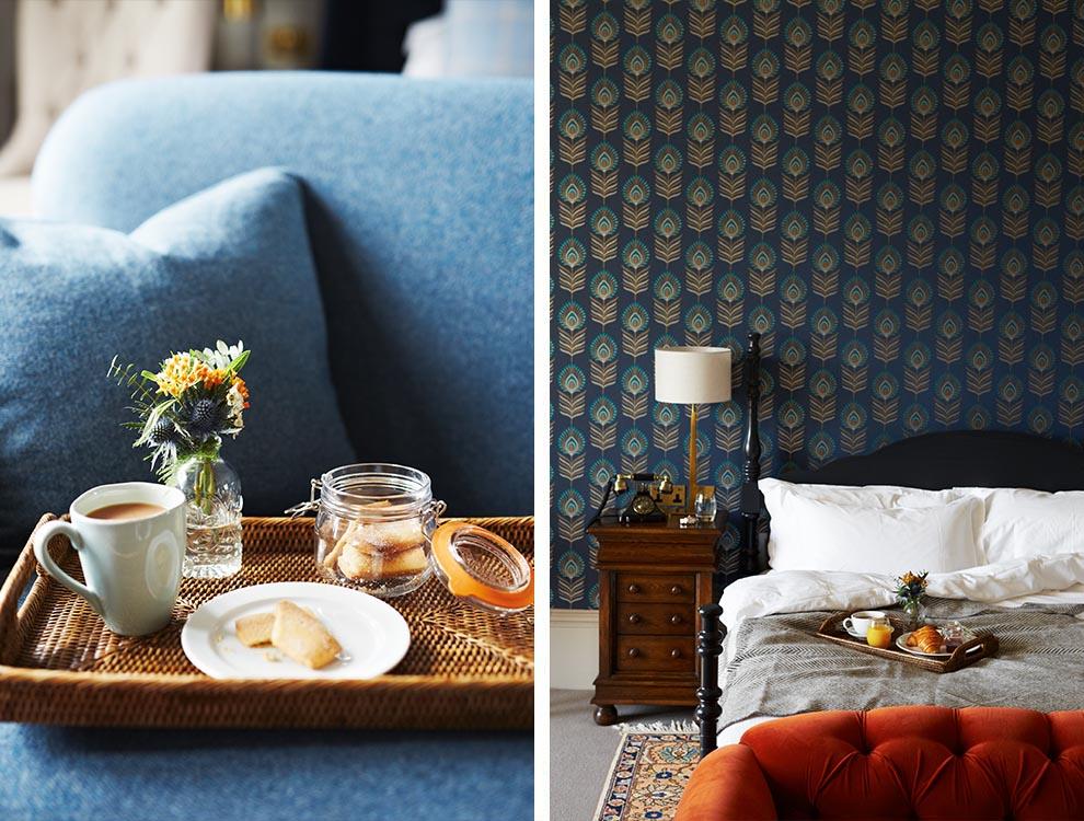 The Dunstane Houses Breakfast in Bed