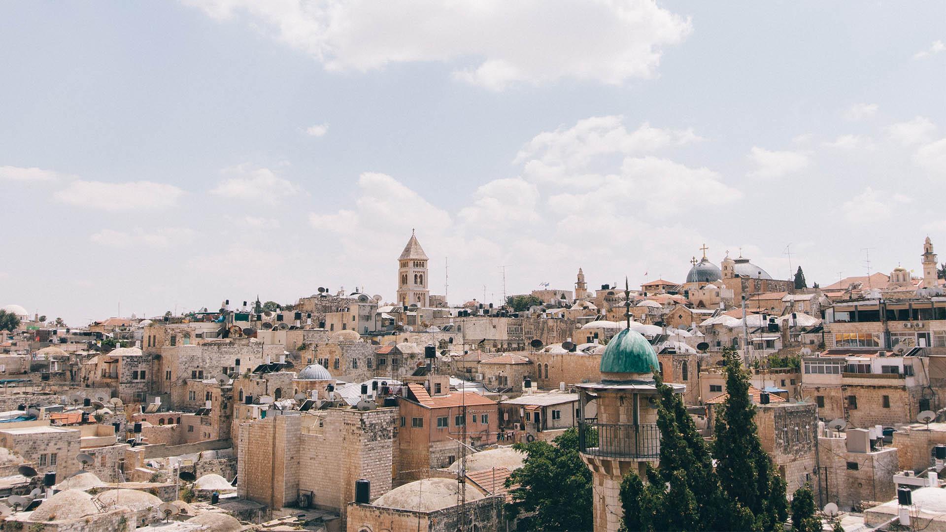 The ultimate Jerusalem city guide