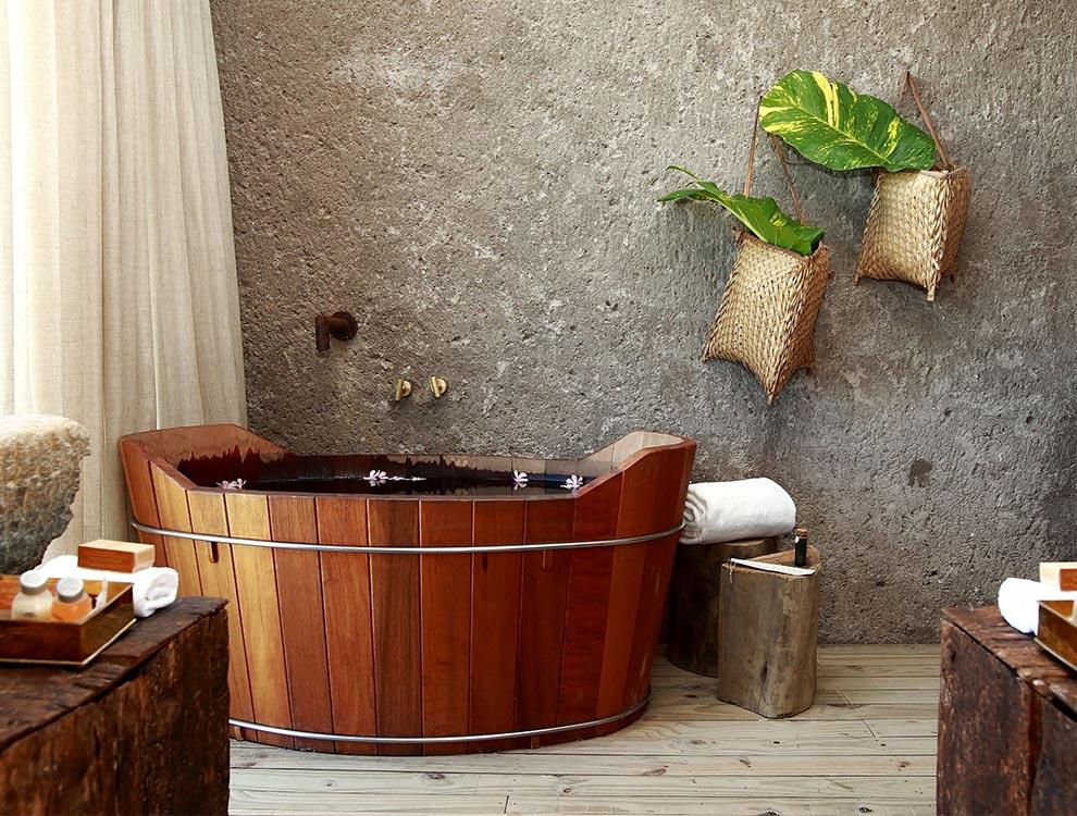 Kenoa Beach Resort Bathroom