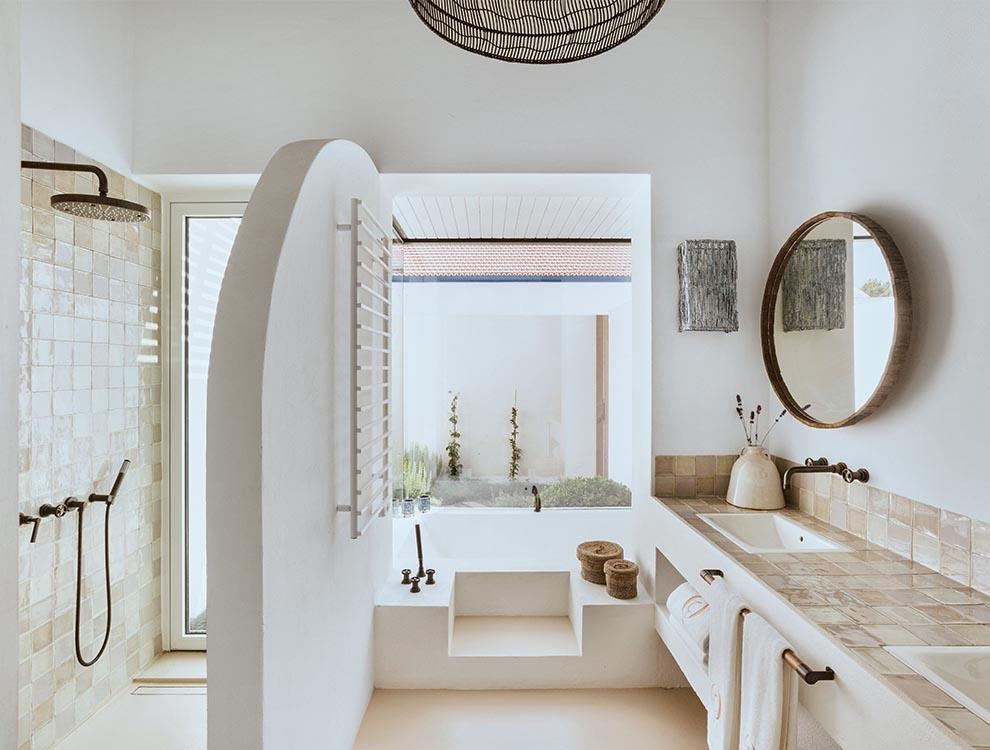 Quinta da Comporta Bathroom