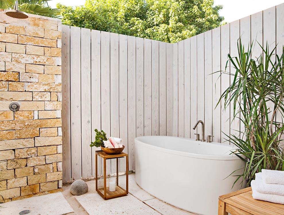 Sailrock Resort Outdoor Bath