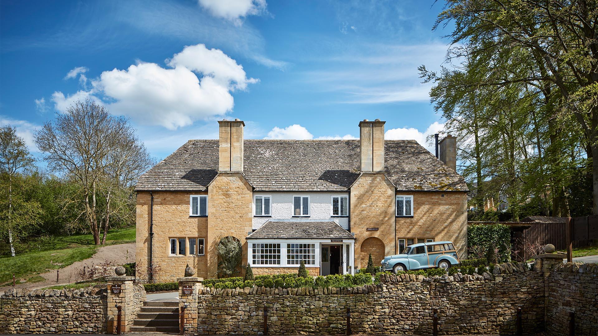 Independent Minds: Andrew Grahame, Farncombe Estate