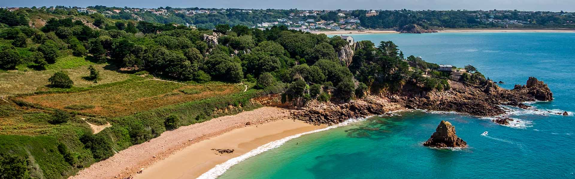Why Jersey has all the ingredients for a gourmet getaway
