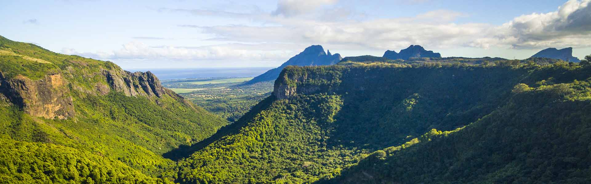 On the wild side of Mauritius