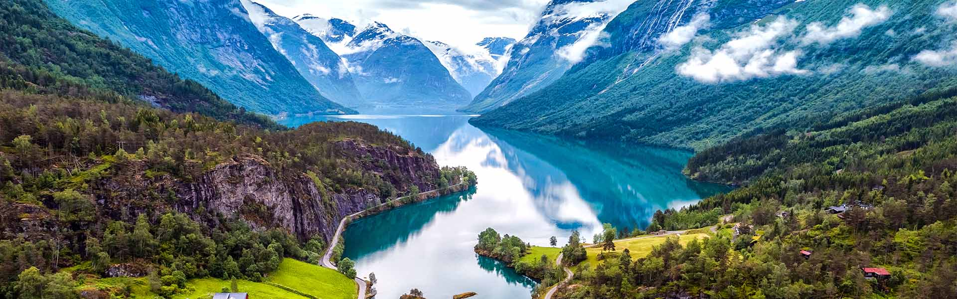 Fjords to fall for: discover Norway's greatest natural wonders