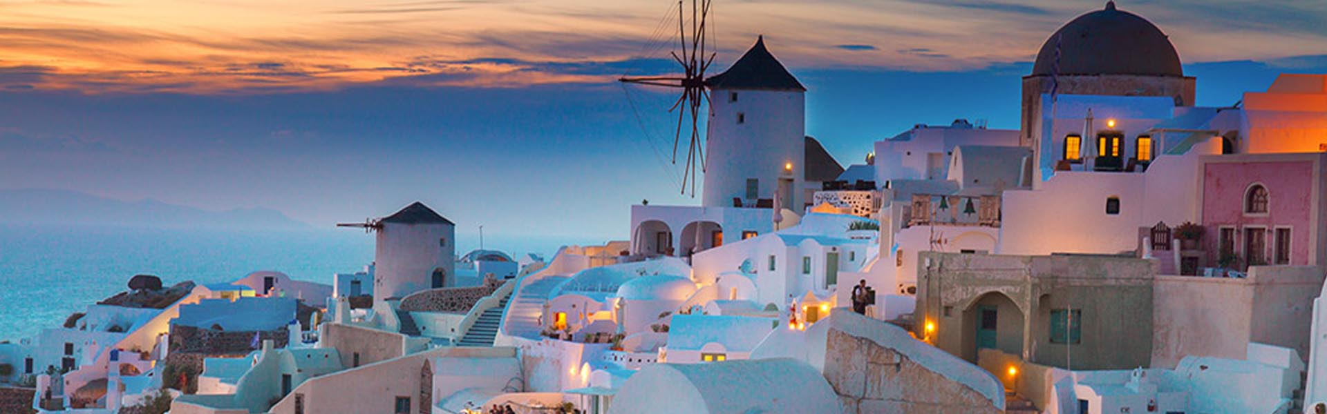 Get lost in Santorini